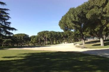 El Parque de la Dehesa de la Villa